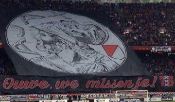 Wij steunen ons aller Ajax en zien af van compensatie!
